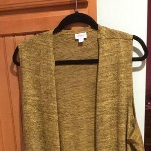 LulaRoe knit Joy -L - NWT
